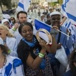 Christians Tourists Bless Israel With Bounty as Sukkot Pilgrims Stream to Jerusalem