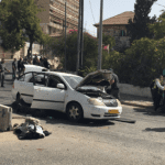 Shooting Terror Attack in Jerusalem