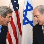 Netanyahu Asks Kerry to Avoid UN Two-State Resolution