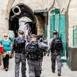 Jerusalem Reinforces Security as Thousands Converge on Sukkot Holiday