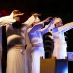 PHOTOS: Priests, Sanhedrin Perform Reenactment of Yom Kippur Temple Service