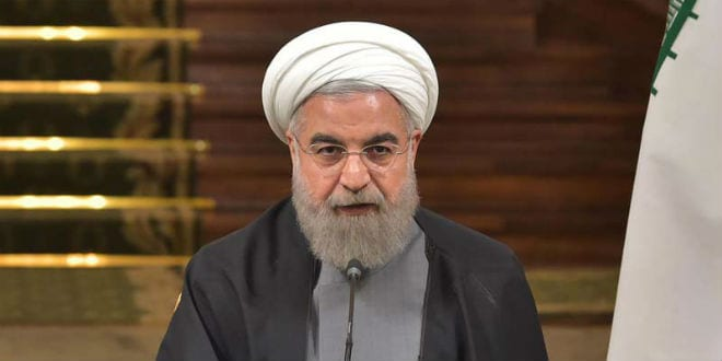 "Iranian President: Next US Leader Will ""Surrender"" to Iran"