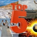The Top 5 Israel Prophecy Stories of 5776