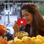 Take a Virtual Bite of Israel's Creative Street Foods!