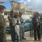 Palestinians Claim Land Ownership Inside Jewish Town in Gush Etzion