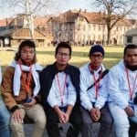 'Lost' Indian Jews Visit Auschwitz Death Camp for the First Time