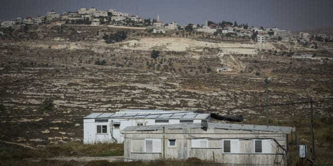 Israel passes bill to seize private Palestinian land for Jewish settlements