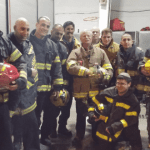 "American Firefighters Deploy to Help Israel Fight Blazes: ""We Are Family"""