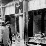 "On Kristallnacht Anniversary, BIN and Israel365 Vow to ""Never Forget"" Survivors in Povery"