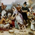 First Thanksgiving Feast Set Stage for Ezekiel Prophecy