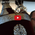 ISF Welcomes a New Torah Scroll to an IDF Base