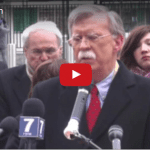 """Former Amb. John Bolton Warns Obama Against Forcing UN """"Peace"""" on Israel"""