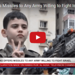 Hamas Offers Missiles to Any Arab Army Willing to Fight Israel