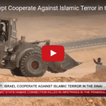 Israel and Egypt Cooperate Against ISIS in Sinai
