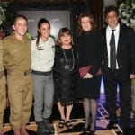 Paris Gala Honors Sacrifices of French IDF Soldiers
