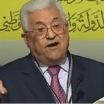 Abbas Vows Never to Recognize Jewish State