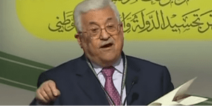 Longtime Jewish supporters of peace process: Abbas disqualified as negotiating partner