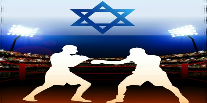 Jewish Boxing (Image by Shutterstock)