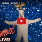 Hanukkah Takes Over the Jimmy Kimmel Show