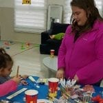 Lighting Up the Darkness of Their Lives, Meir Panim Brings Hanukkah Joy to Troubled Youth