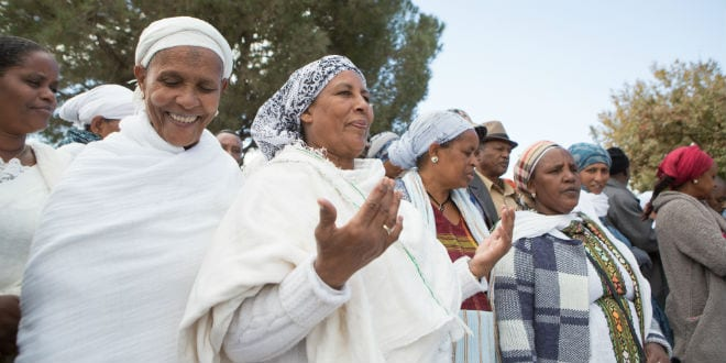 Celebration, Challenges as Ethiopian Community Celebrates Sigd Festival [PHOTOS]