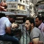 Israel Opens Arms to Syrian Wounded From Aleppo