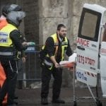 Terror Returns to Capital: Two Wounded in Stabbing Attack, Including Cop