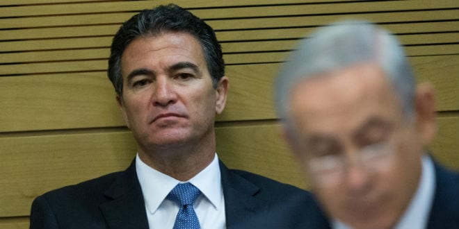 Mossad Chief Visits Jordan's King Abdullah to Discuss Israeli Annexation