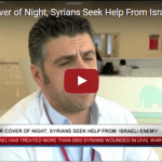 Under Cover of Night, Syrians Seek Help From Israel