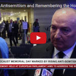 Tony Blair on Anti-Semitism and Remembering the Holocaust