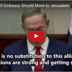 PM: All Embassies Will Move to Jerusalem