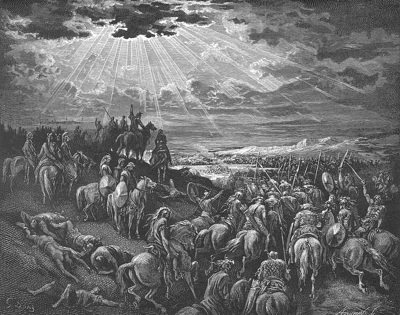 Scientists Discover Exact Date Of Joshua S Biblical Battle