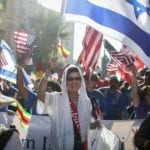 Pro-Israel Christians Rally Support for a US Embassy in Jerusalem