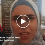 Muslim Woman Speaks Out for Jewish Rights on the Temple Mount