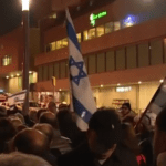 Protests in Tel Aviv, Paris Over 'Peace' Conference