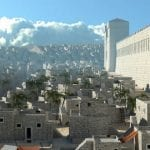 See the Glory of Second-Temple Jerusalem, First-Hand