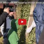 In Amona, Youth Dance With MK Hazan as Demolition Looms