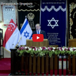 Netanyahu's Words of Inspiration to Jews of Singapore