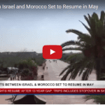 Flights Between Israel and Morocco Set to Resume in May