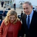 Netanyahu Says He Sees 'Eye to Eye' With Trump Upon Departing for Washington