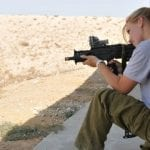 IDF Sees Spike in Number of Female Combat Soldiers