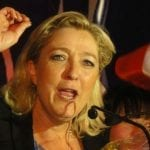 France's Far-Right Marine Le Pen: If Elected, Jews Must Renounce Israeli Citizenship