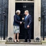 In Meeting With UK's May, Netanyahu Seeks United Front Against Iranian Threat