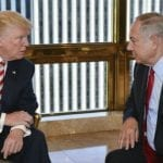 Right Wing Urges Netanyahu to Give Up Two-State Solution on Eve of Trump Meeting