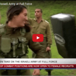 Female Soldiers Take On the IDF at Full Force