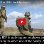 An Inside Look Into the IDF's Fight Against ISIS in the Golan Heights