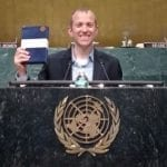 Rabbi Tuly Weisz Brings Biblical Truth to United Nations With 'The Israel Bible'