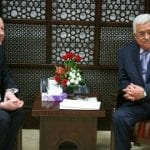 Trump to Host Abbas May 3 at White House, Seeks 'Conflict-Ending' Deal