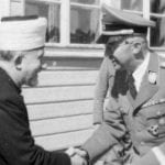 Rediscovered WWII Telegram: SS Chief Promised Jerusalem Mufti Support Against 'Jewish Invaders'