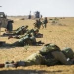 In IDF First, Israel Competes in International Army Games